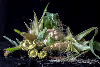 Sweet Corn Still Life