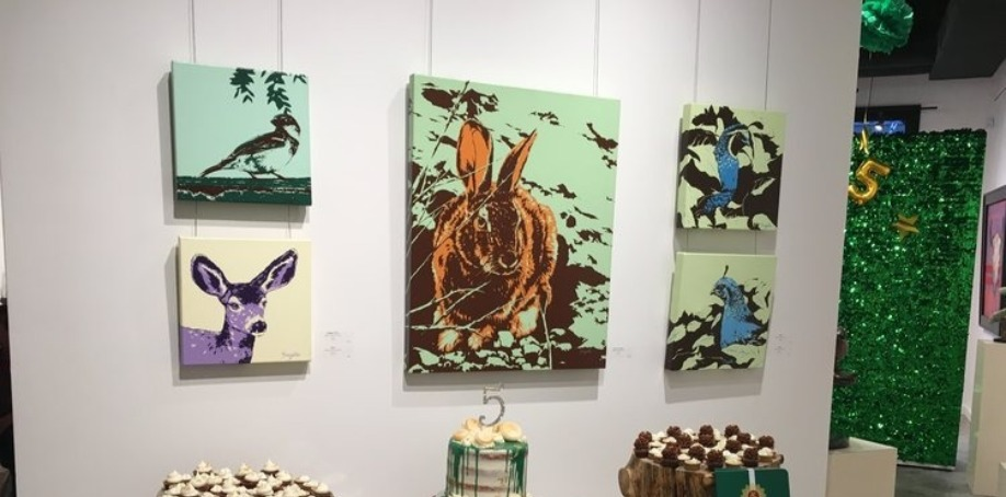 Gallery_Wild_Scout_Guide_Launch_Artist_Bregelle_Davis