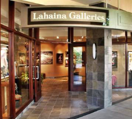 Lahaina Galleries at the Shops at Wailea