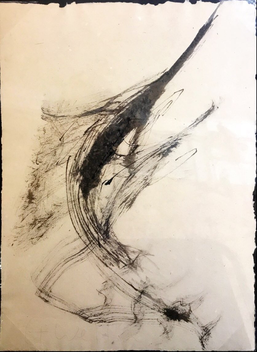 Study For Marlin #1