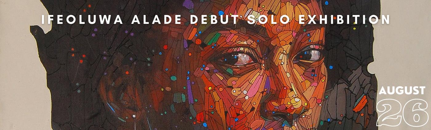 IFEOLUWA ALADE solo show promo banner