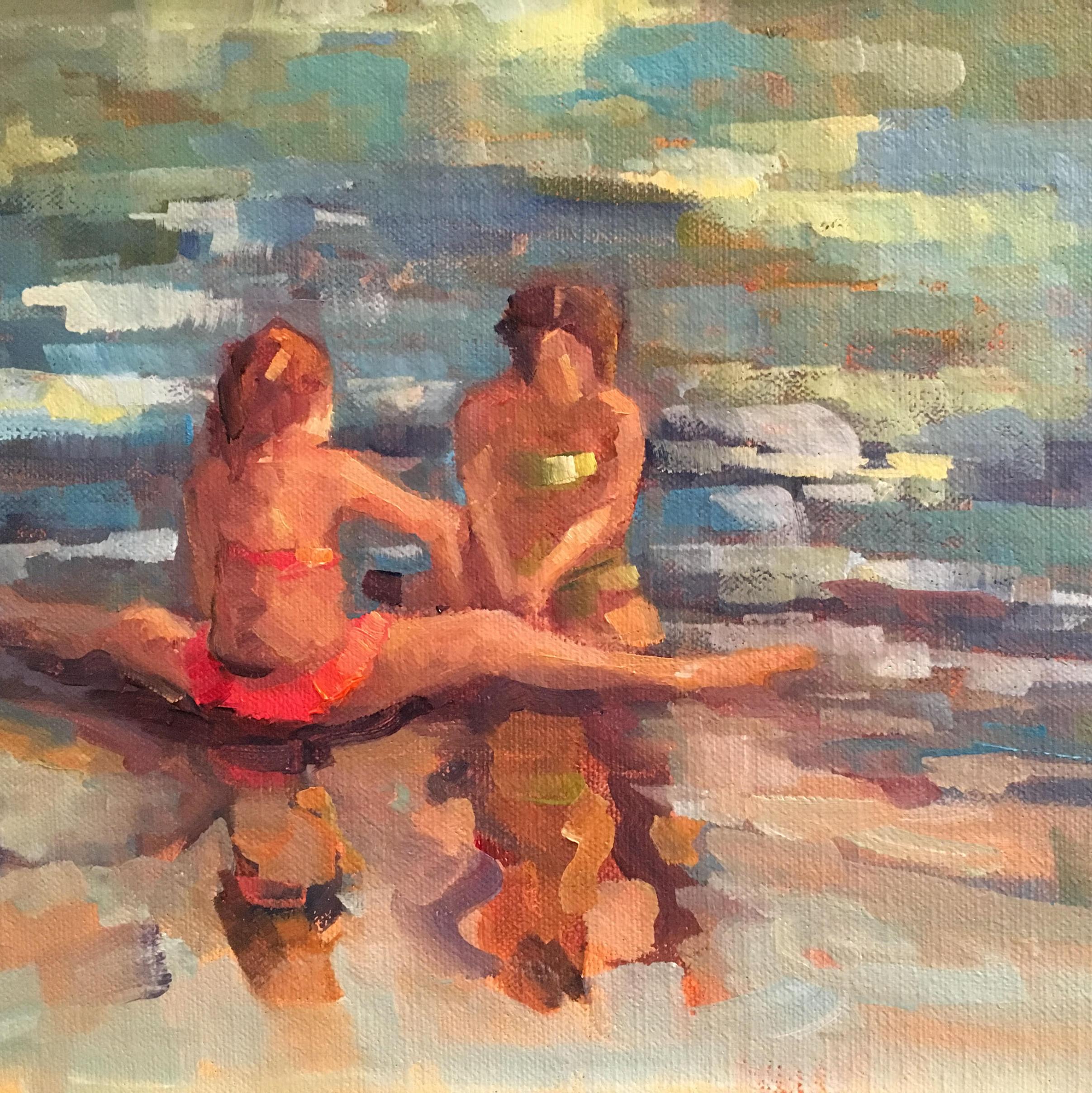 Beach Babes by Karen Hagan Hewitt