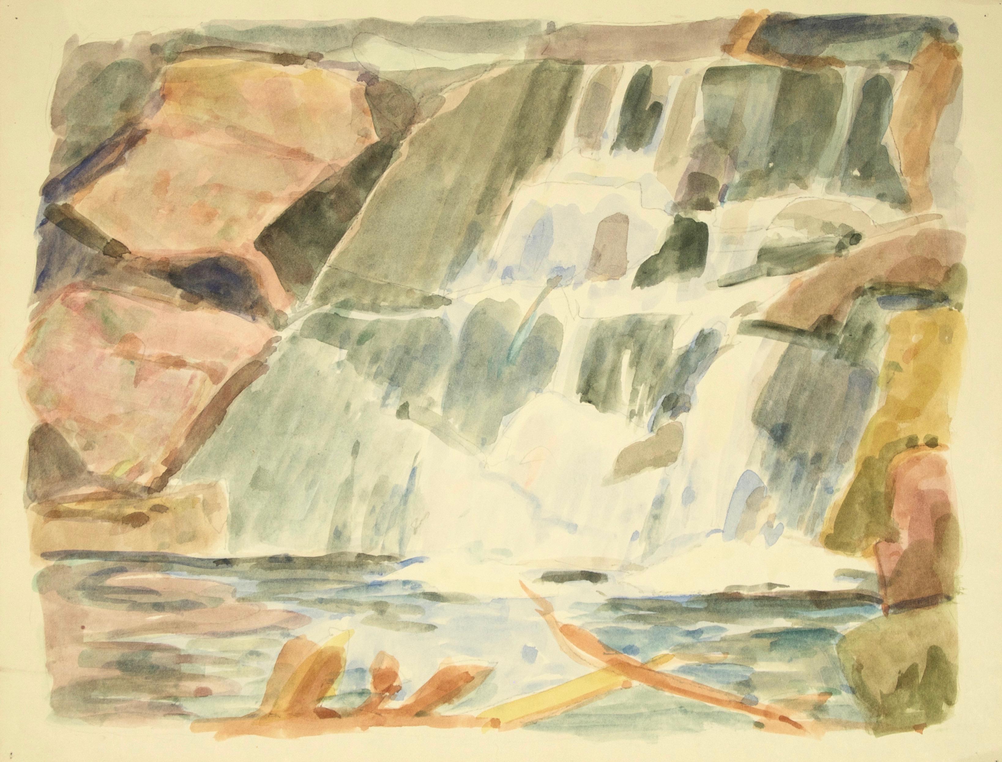 Falls, Spring
