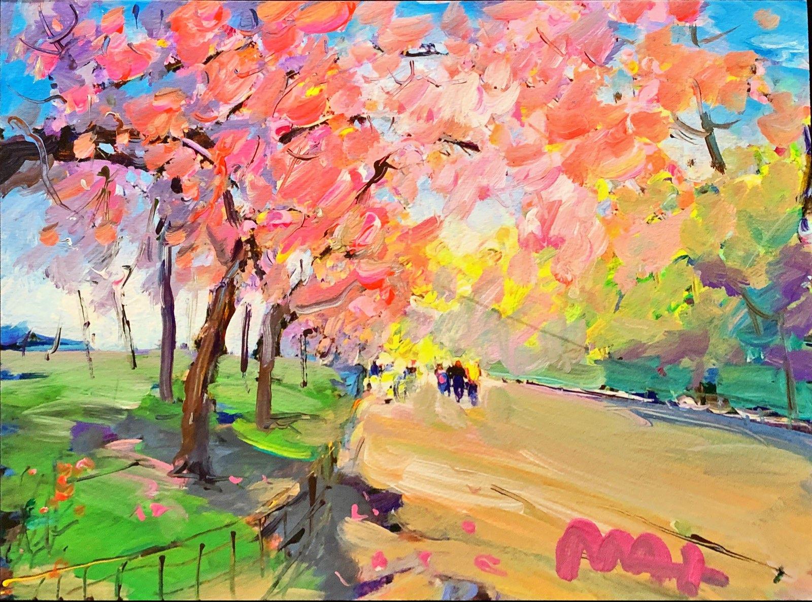 Four Seasons II: Spring (Central Park)