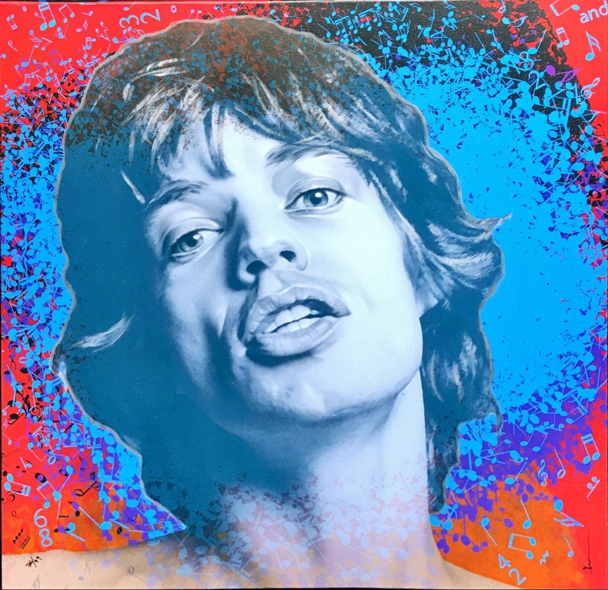 Let the Music Play: Mick Jagger