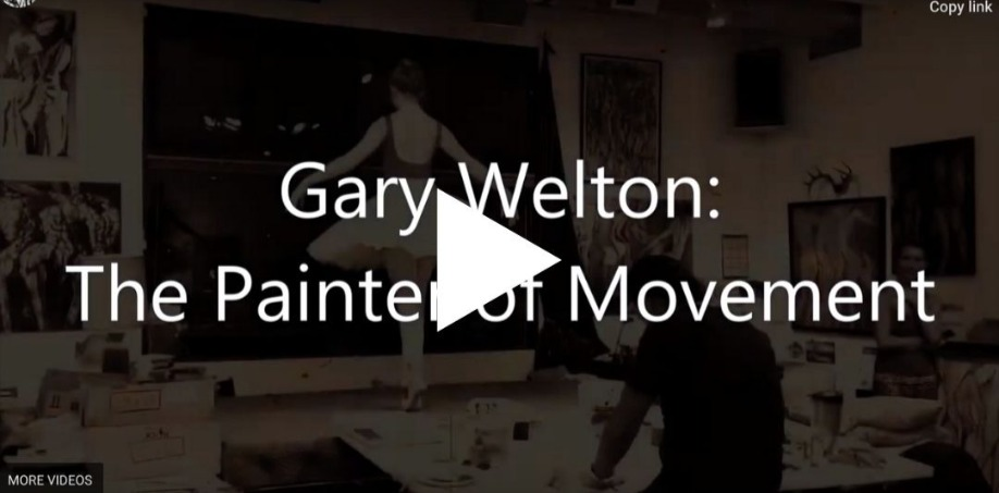 Gary Welton Painter of Movement