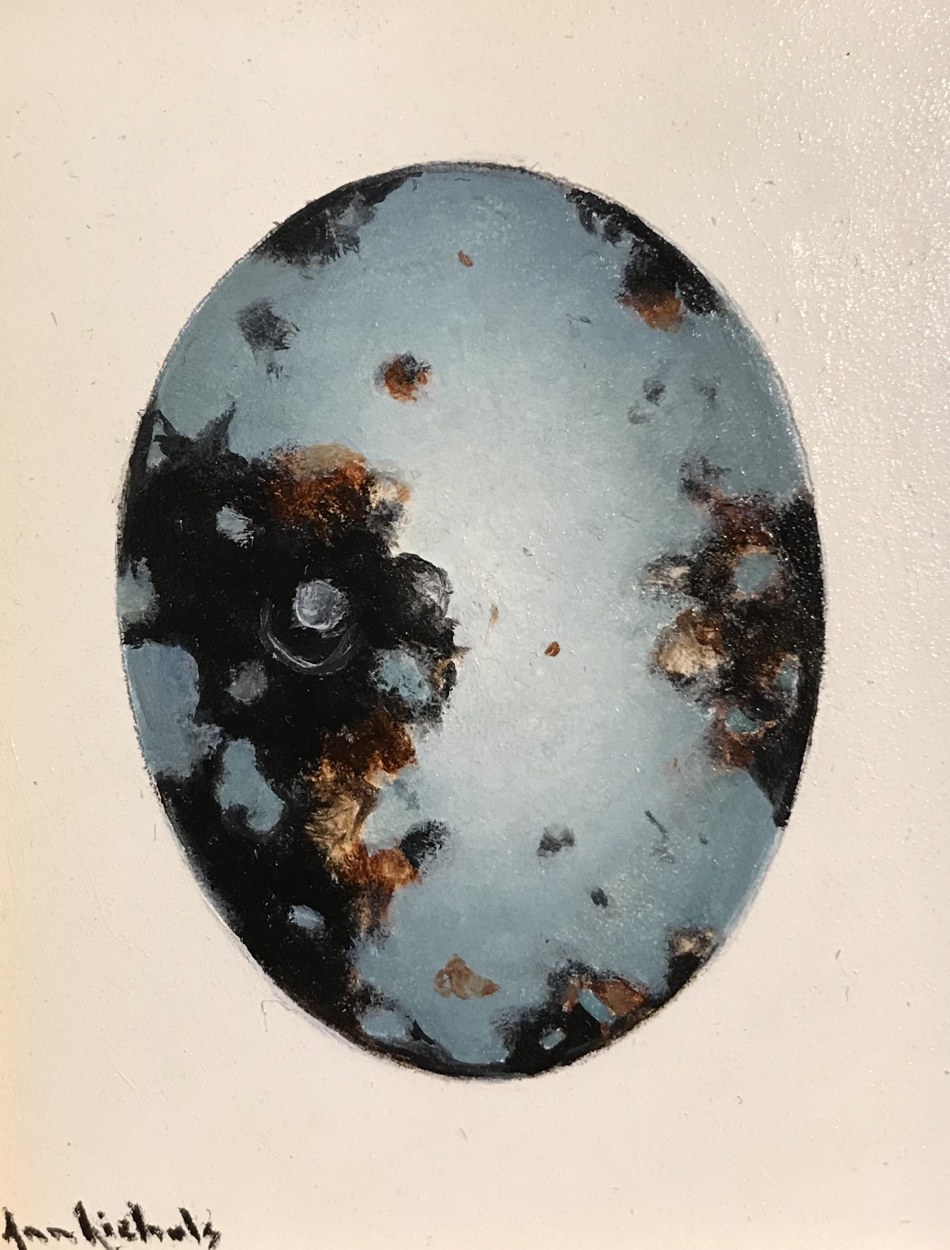 Blue Quail Egg