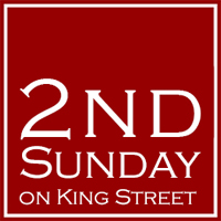 Second Sunday on King Street Downtown Charleston
