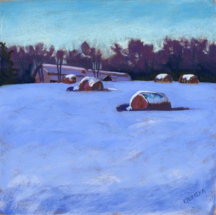 Penobscot Winter Bales