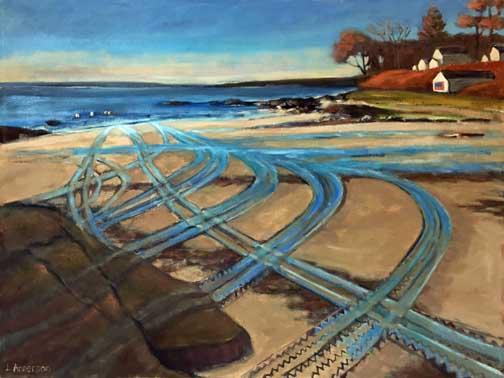 Town Landing Tracks