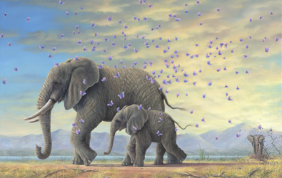 Limited-Edition Prints by Robert Bissell