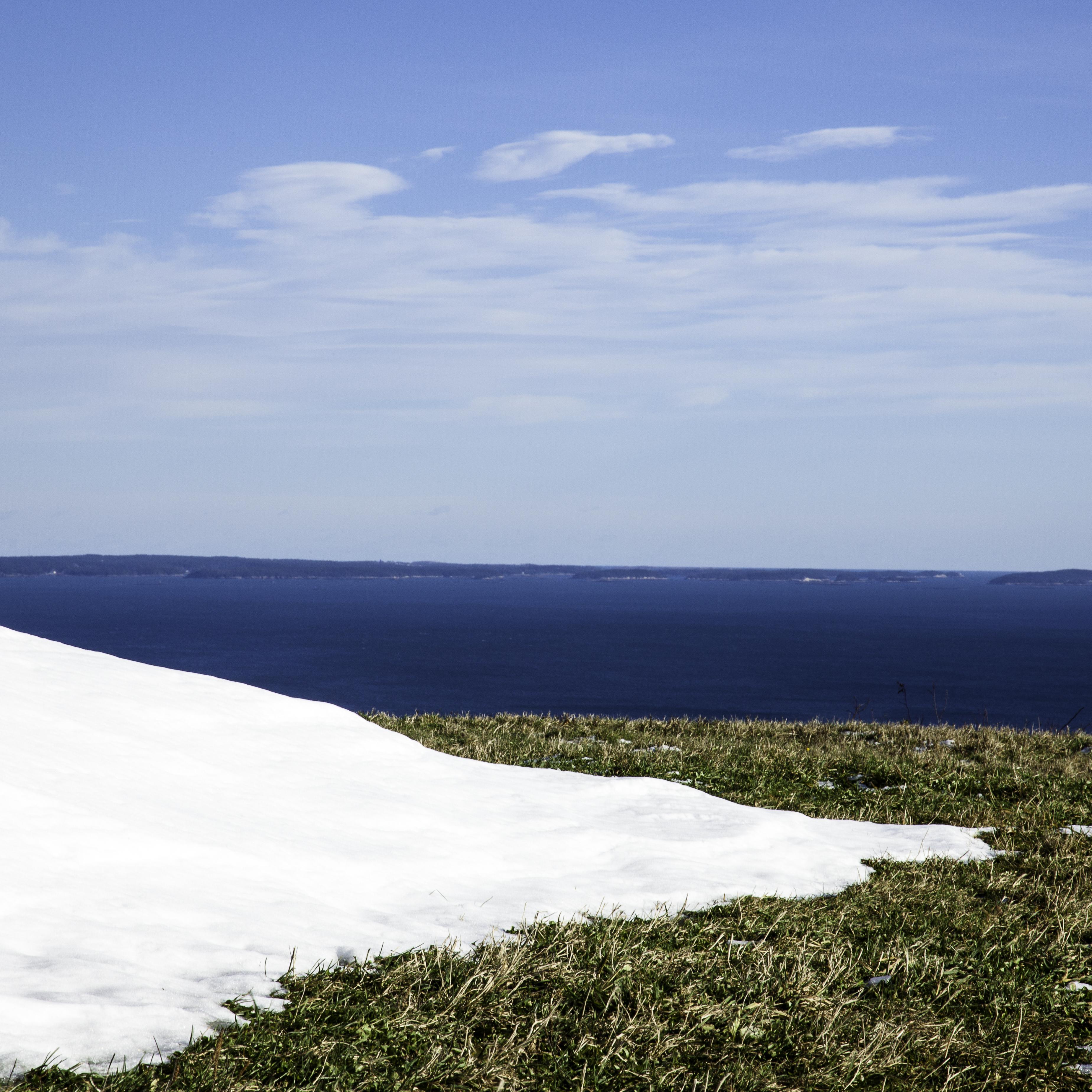 Heaven & Earth- Beech Hill Snow Melt