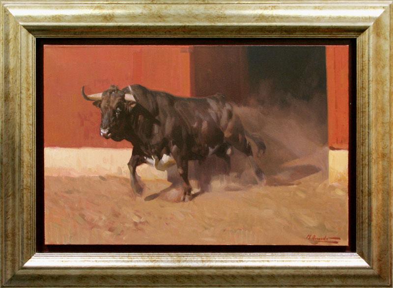 Toro Bravo (Brave Bull) - DP