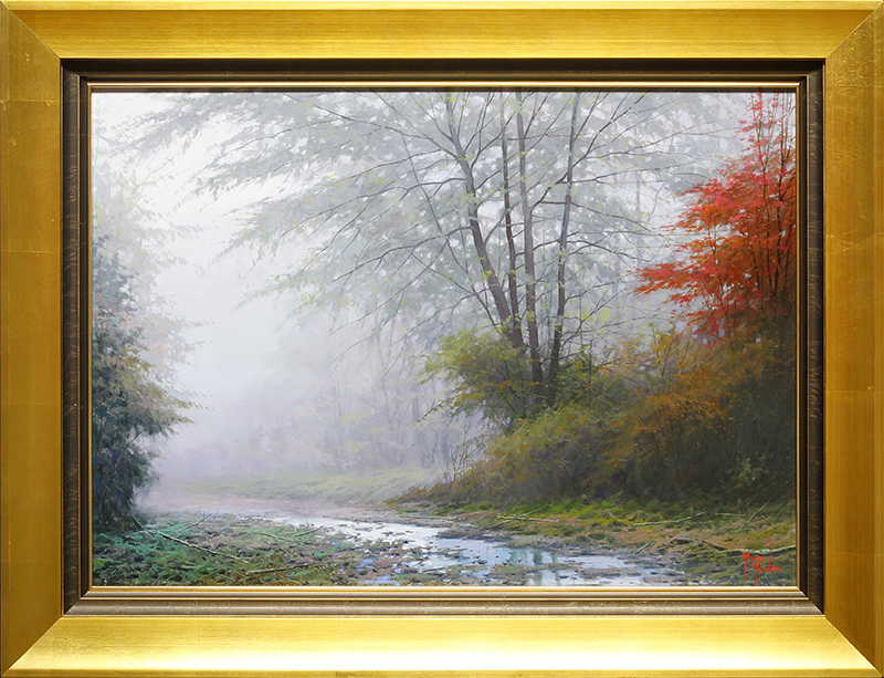 [SOLD] Early Morning Fog