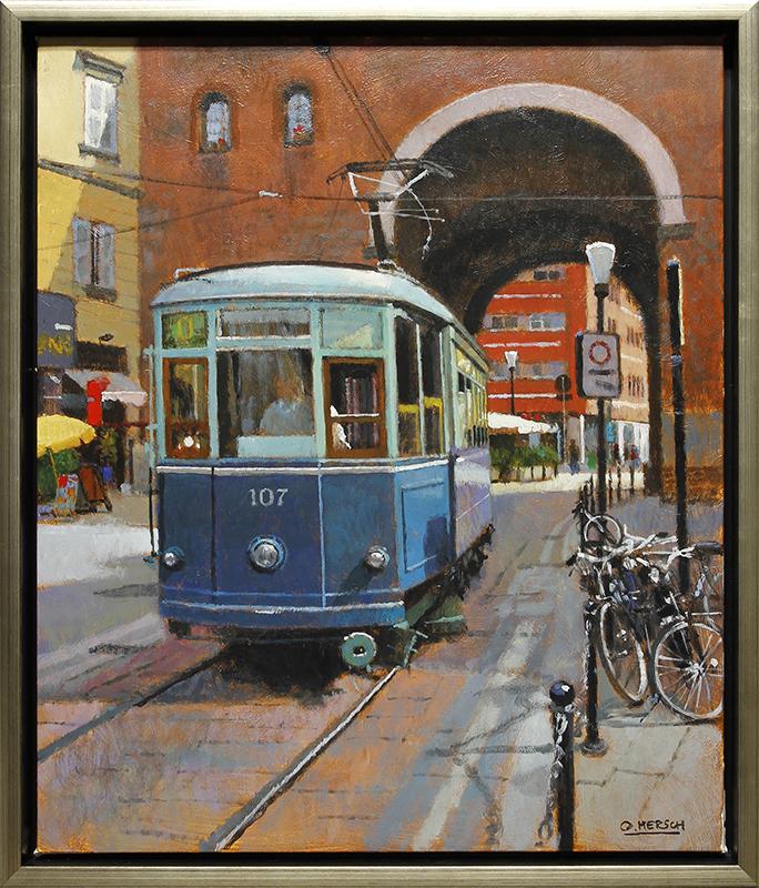Tramway - Italy