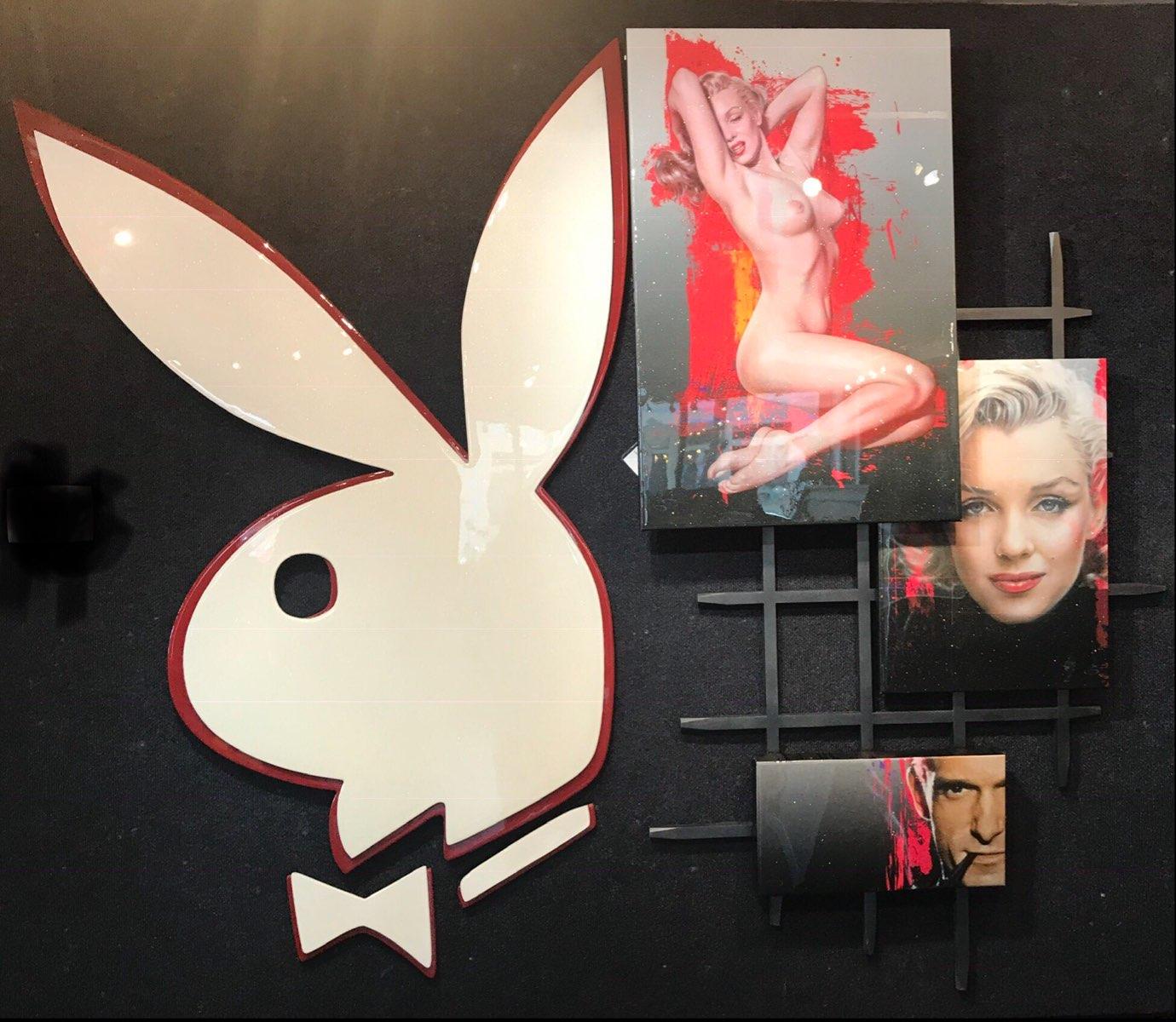 Marilyn Movie Reel Installation 1958