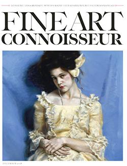 Fine Art Connoisseur - Patricia Griffin