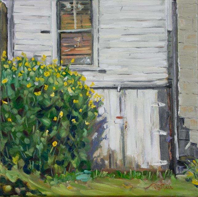 Barn Door, Artichokes