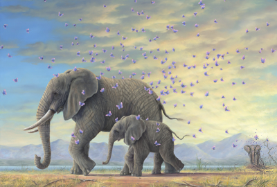 The Journey by Robert Bissell