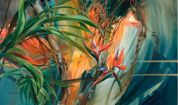 Tropical Parlor II