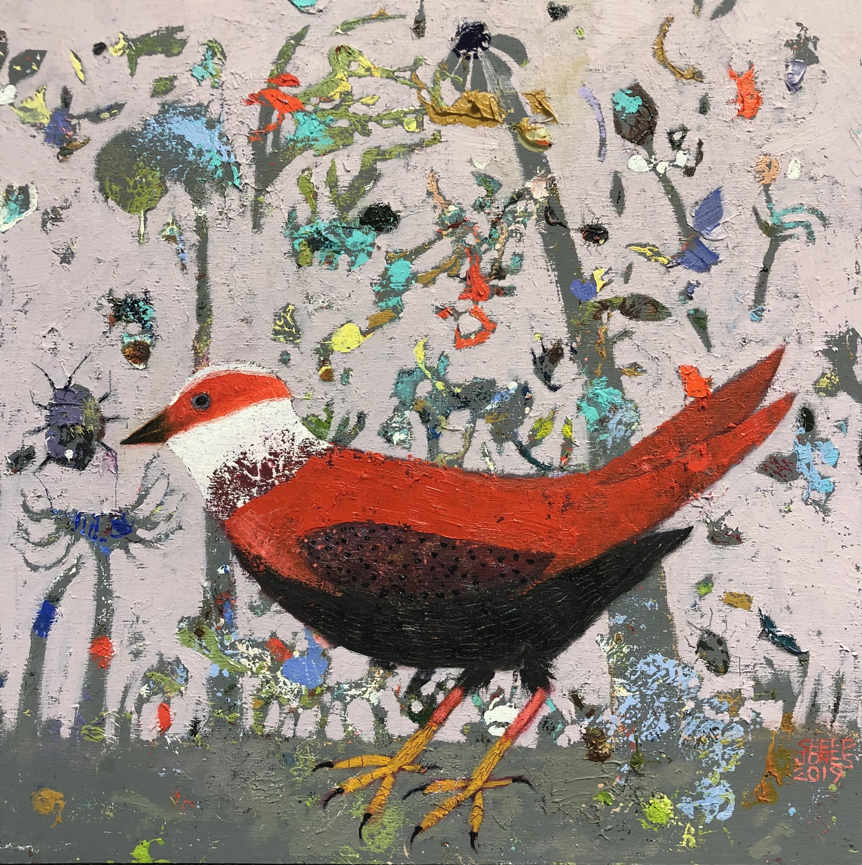 Garden Bird 60