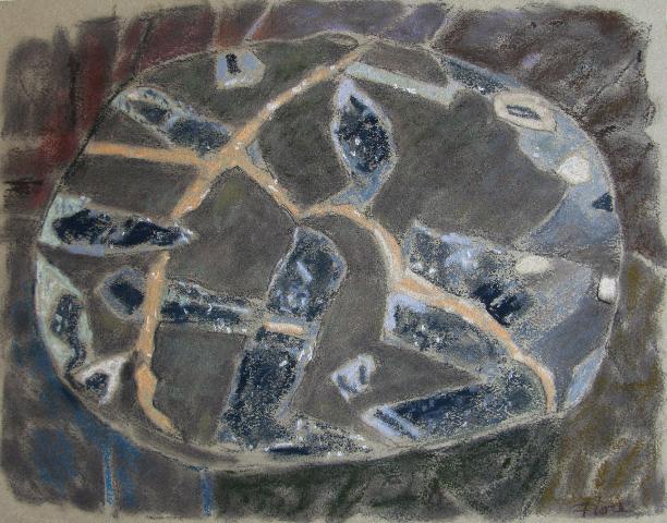 Circular Stone