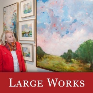 Large works icon featuring Tanvi Pathare