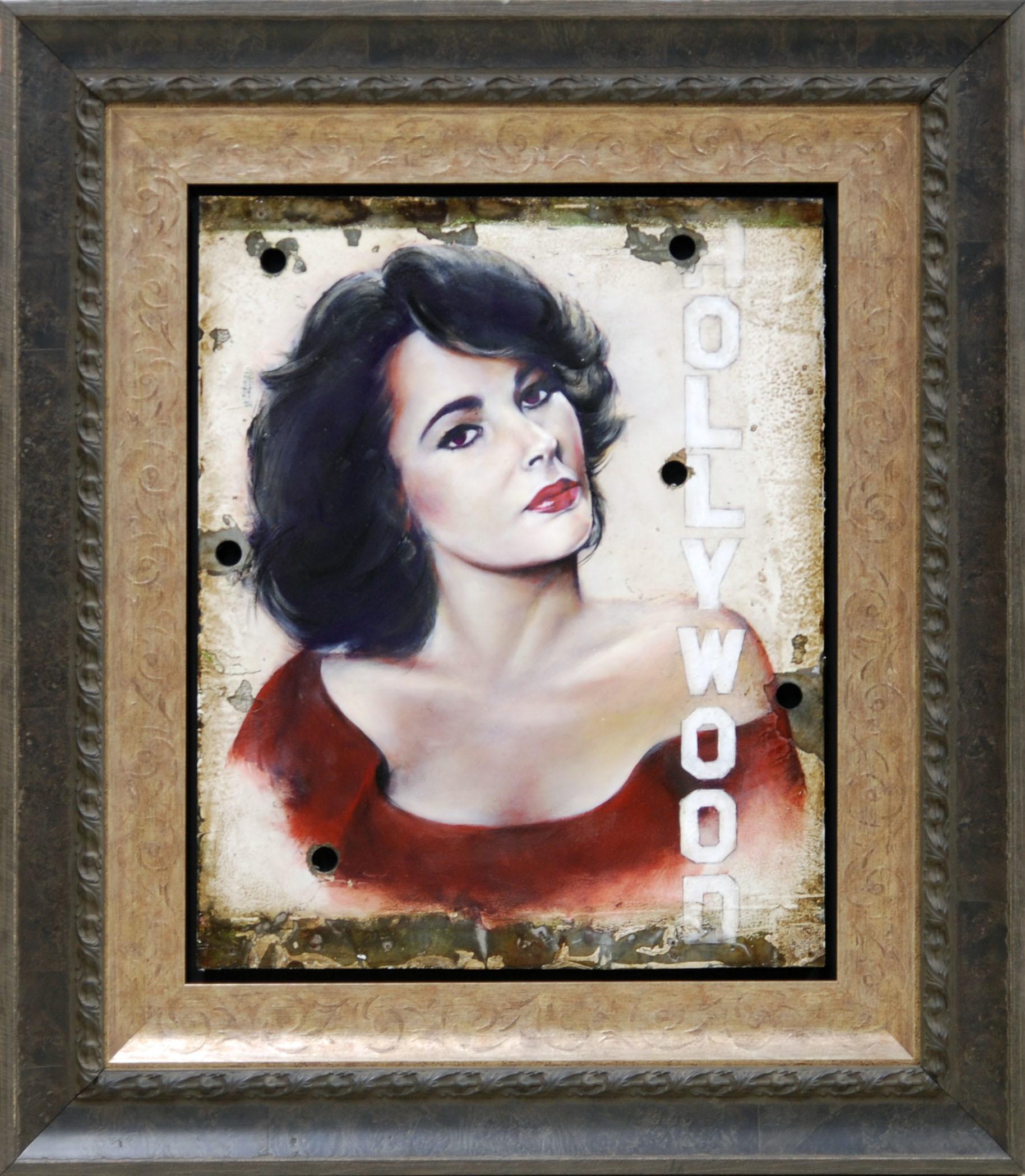 Elizabeth Taylor- Red