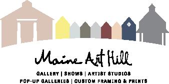 Maine Art Hill