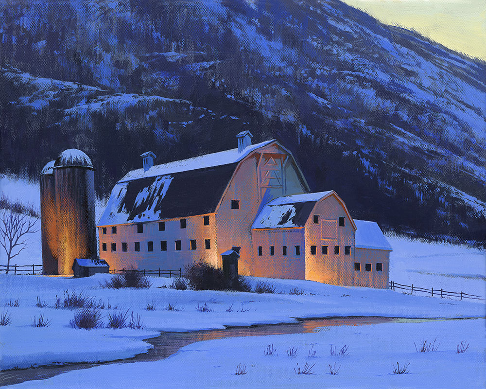 Park City Twilight