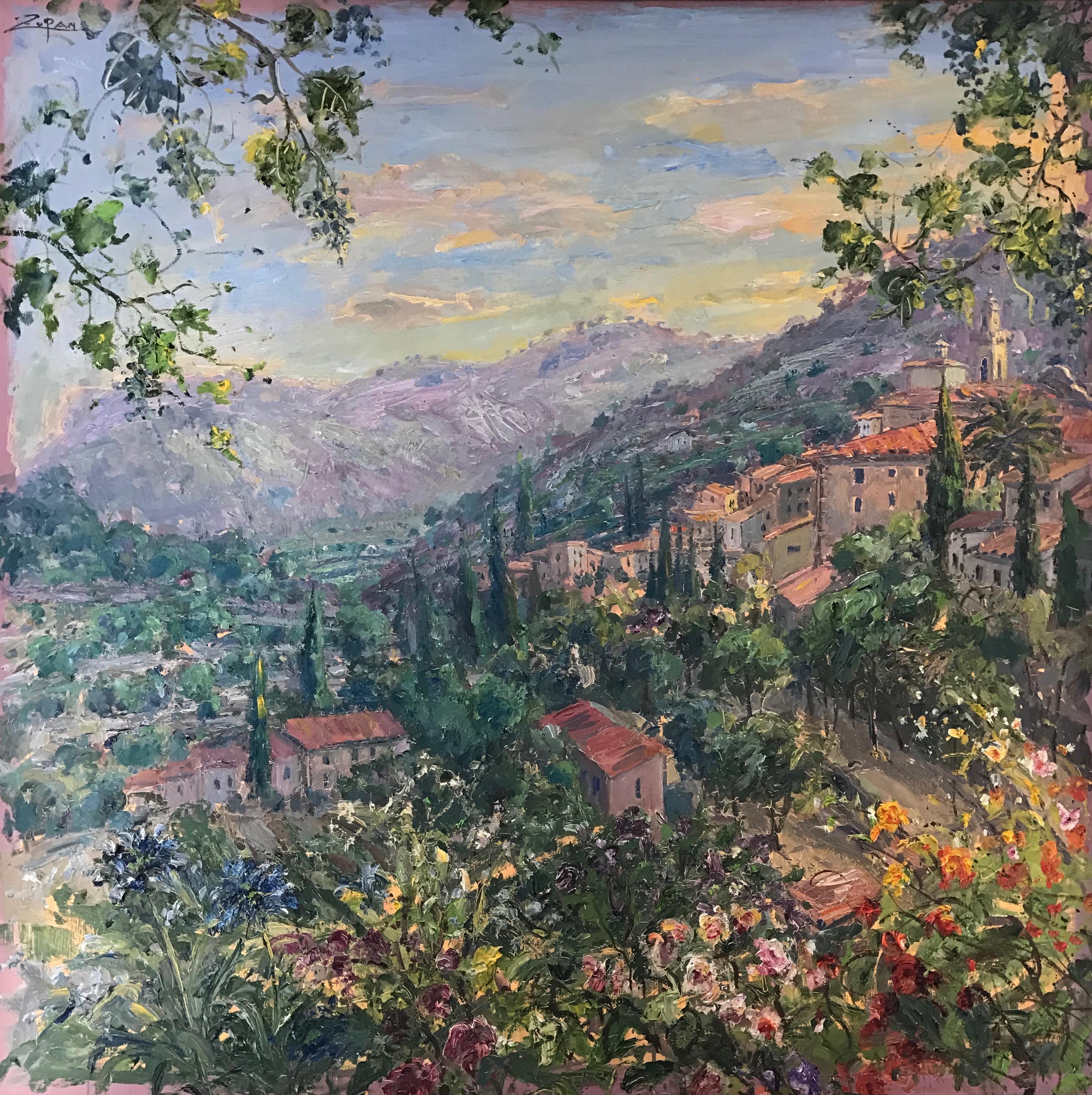 Valley of Valldemossa, June Light