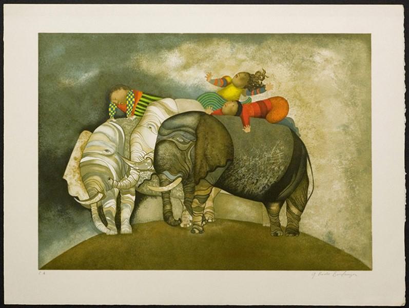 Trois Elephants