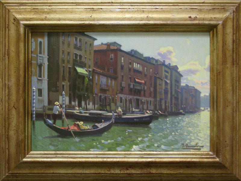 Recuerdos De Venecia (Memories Of Venice, Italy)