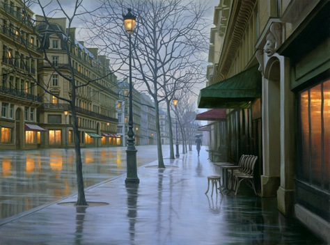 Rue de Louvre