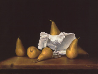 A Pear Undressed