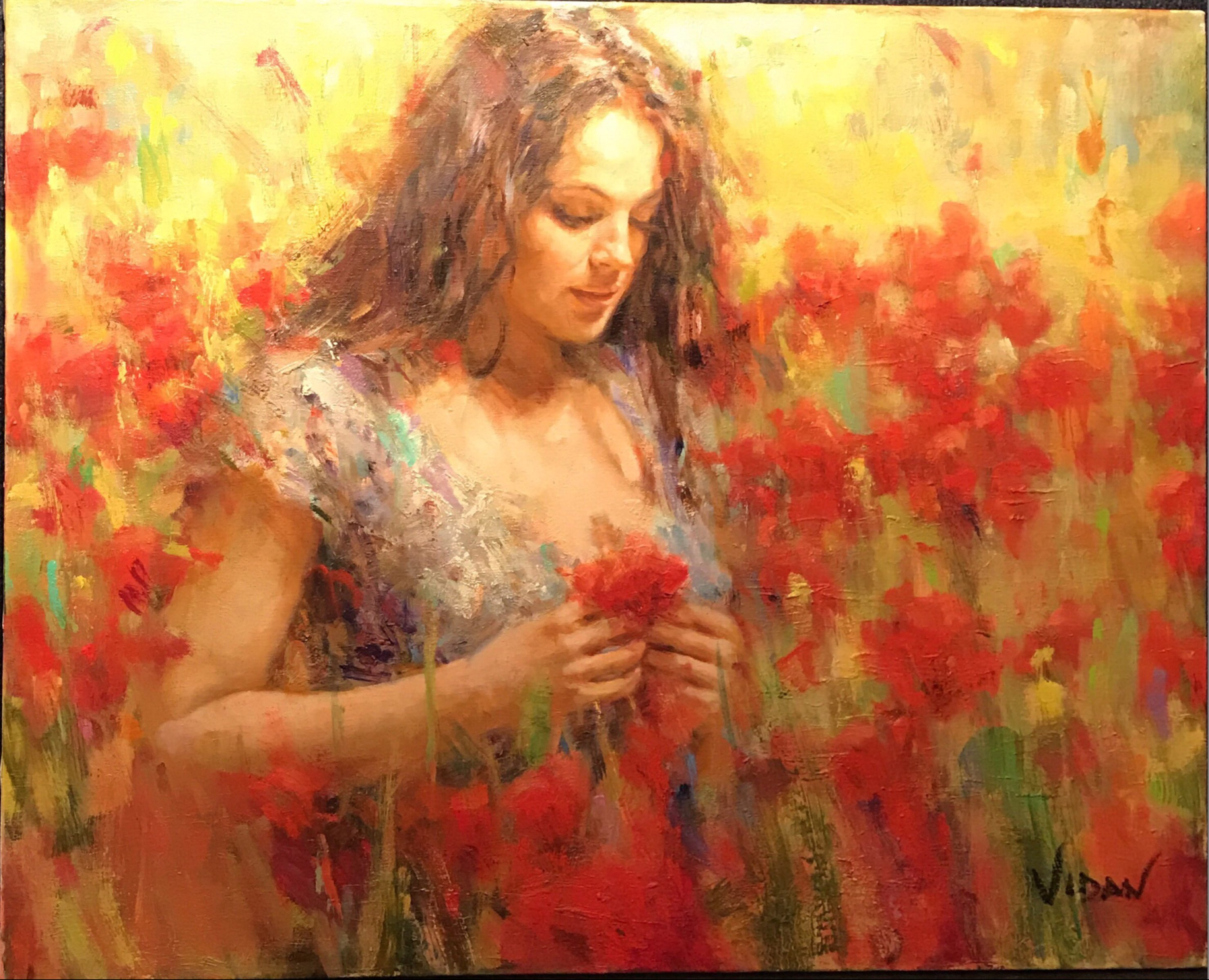 Lost In Poppies