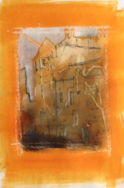 Glebe Place, In Orange