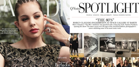 Space in the Spotlight: Jamaque Paradis Magazine