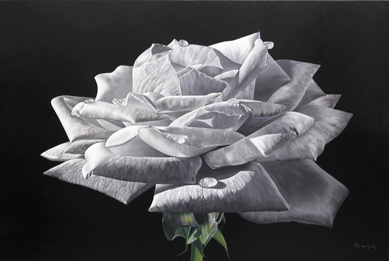[SOLD] White Petals