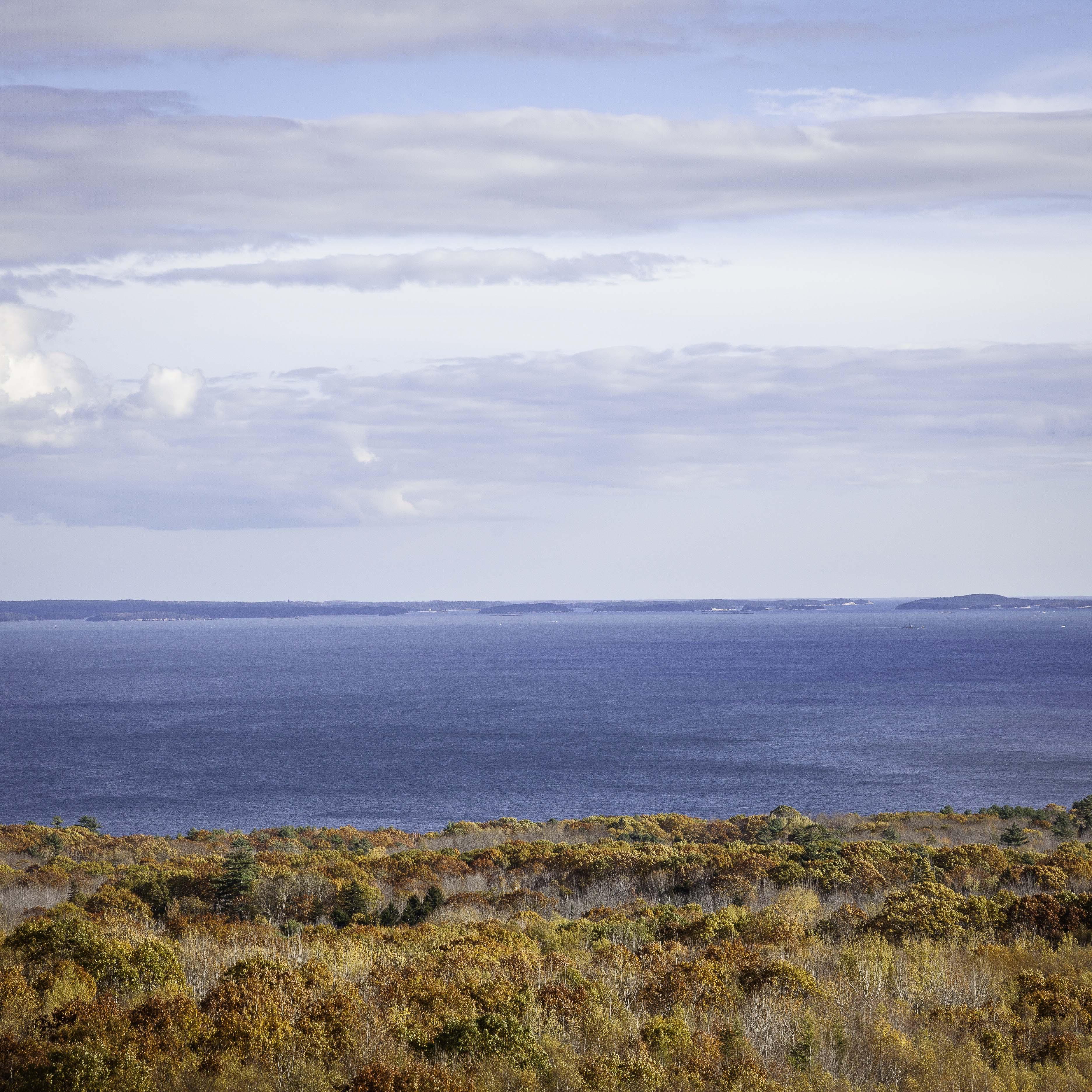 Heaven & Earth-Beech Hill & Penobscot Bay