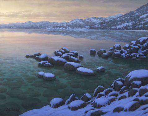 Tranquility- Lake Tahoe