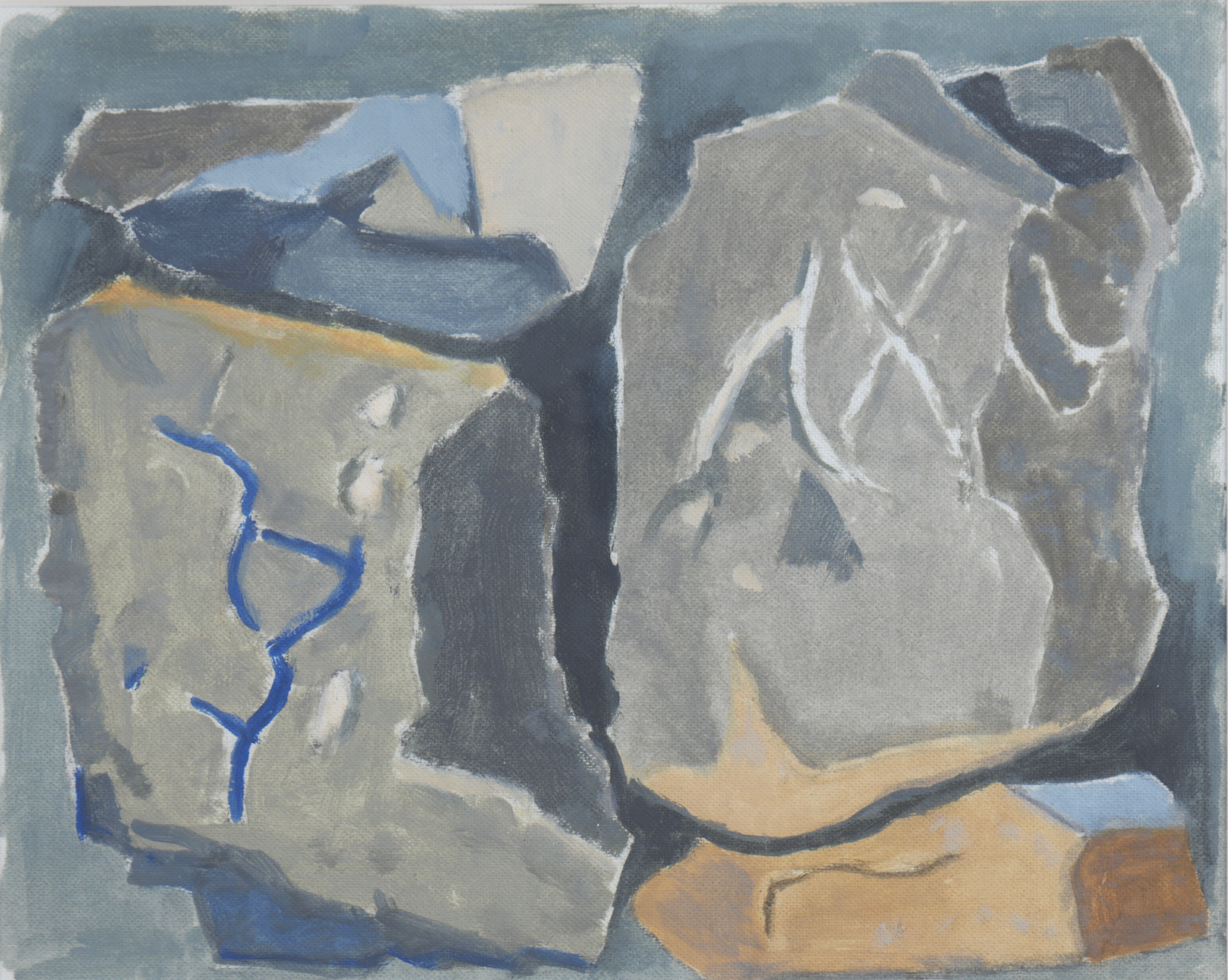 Untitled (Rock Series)