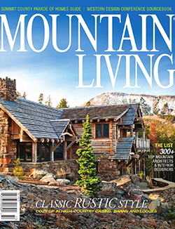 Mountain Living Magazine - Bridgette Meinhold