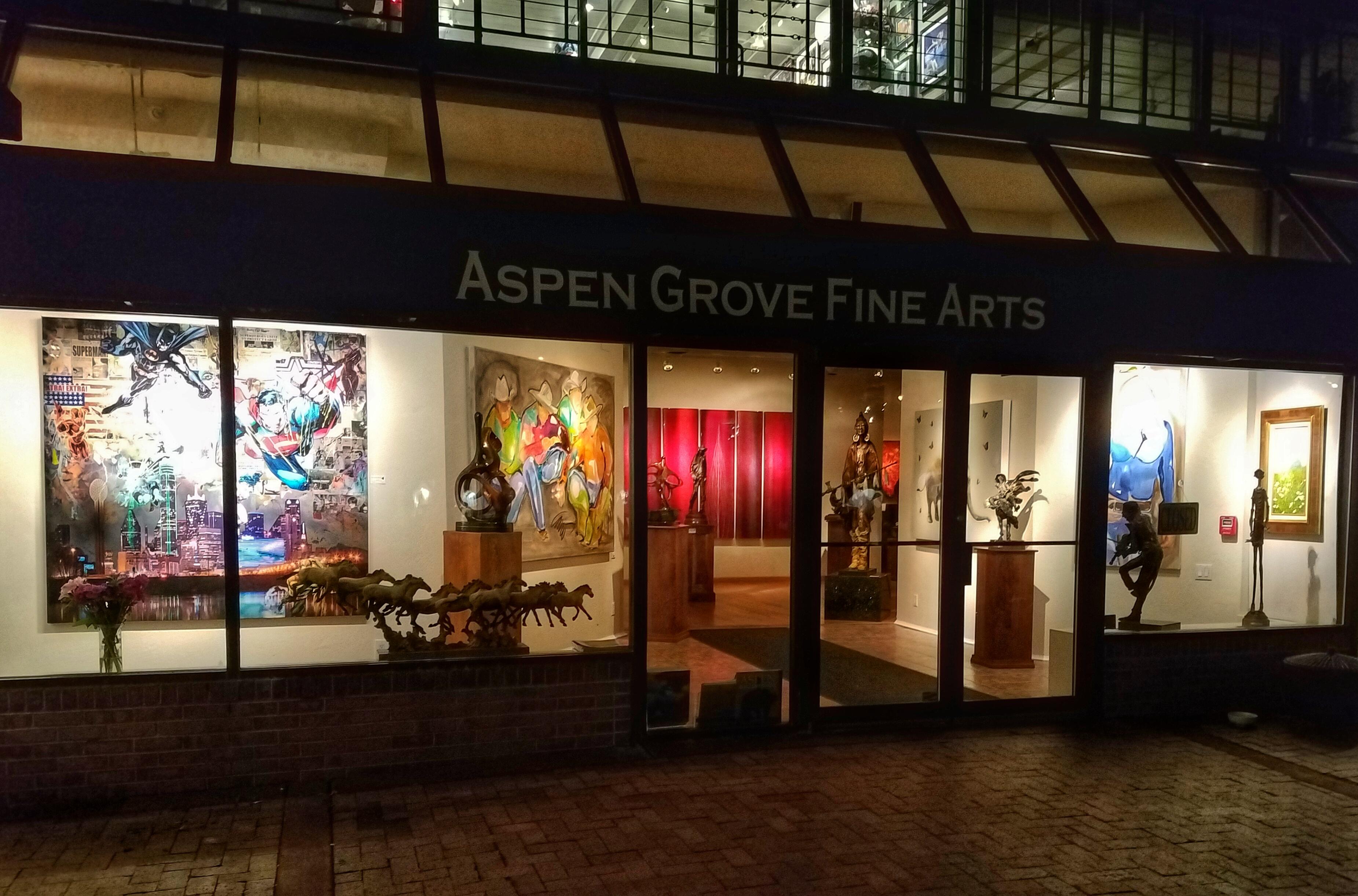 Aspen Grove Fine Art Contact Info