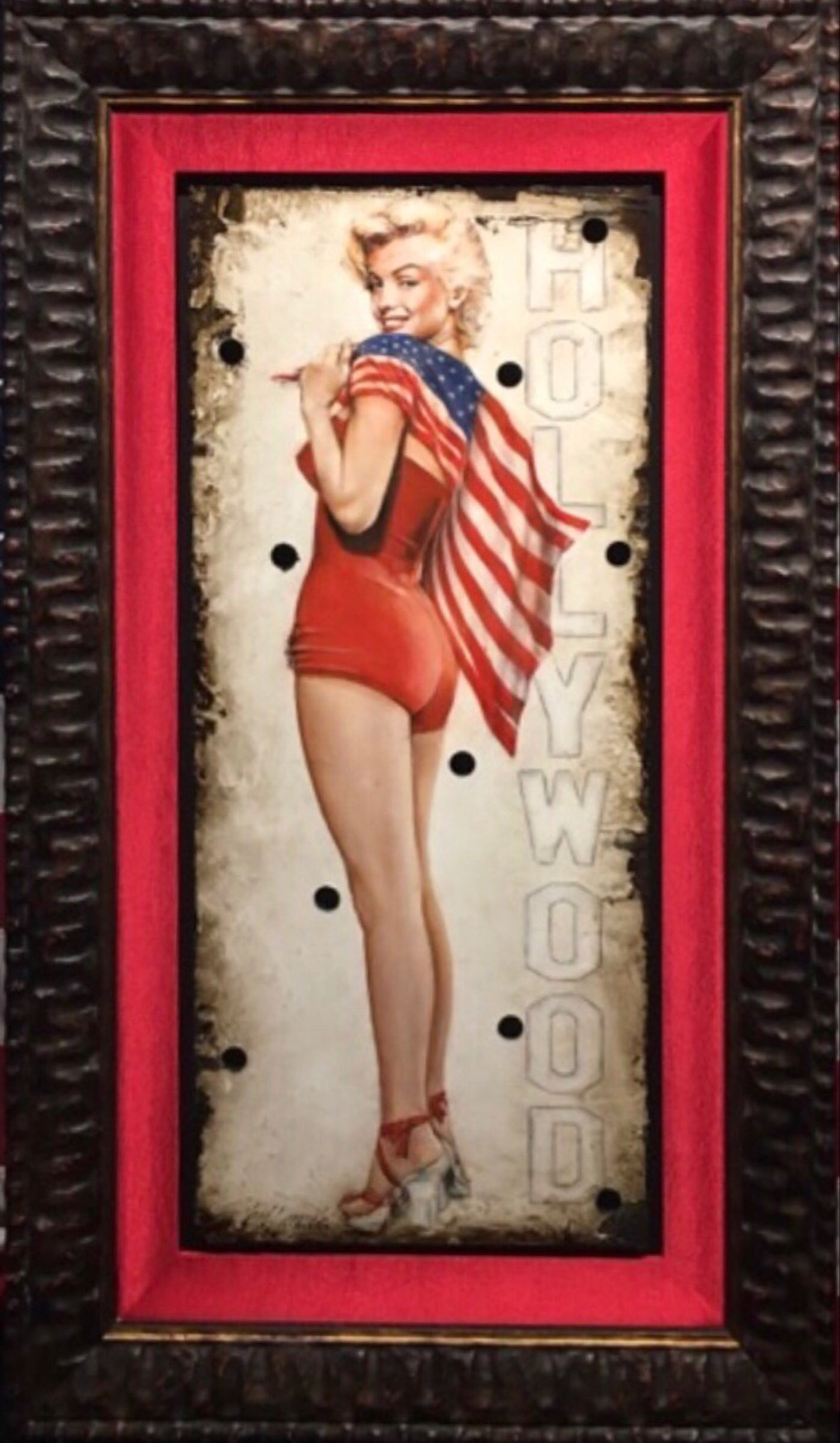 Patriotic Legend- Marilyn Monroe