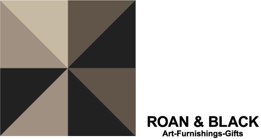 ROAN & BLACK