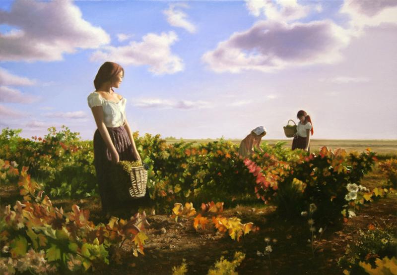 Vendimia (The Grape Harvest)-YY