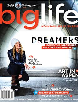 Big Life Magazine - Bridgette Meinhold