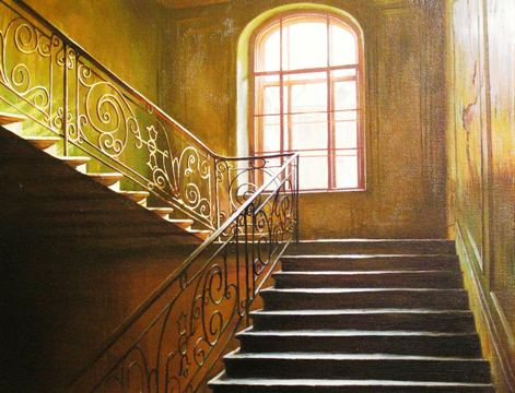 Stairs I Climb