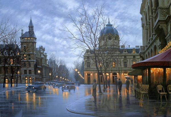 Parisian Glow